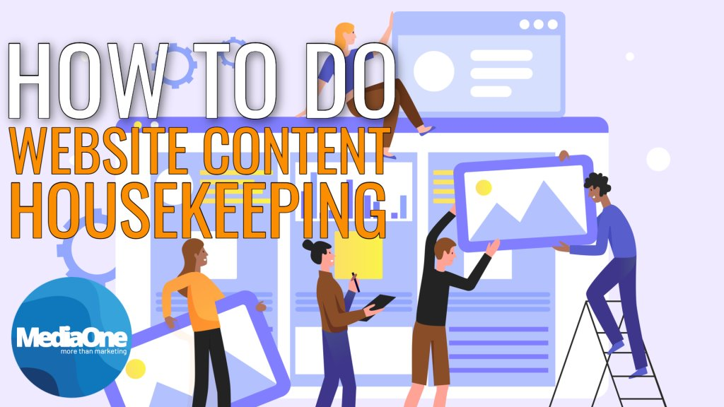 How To Do Website Content Housekeeping