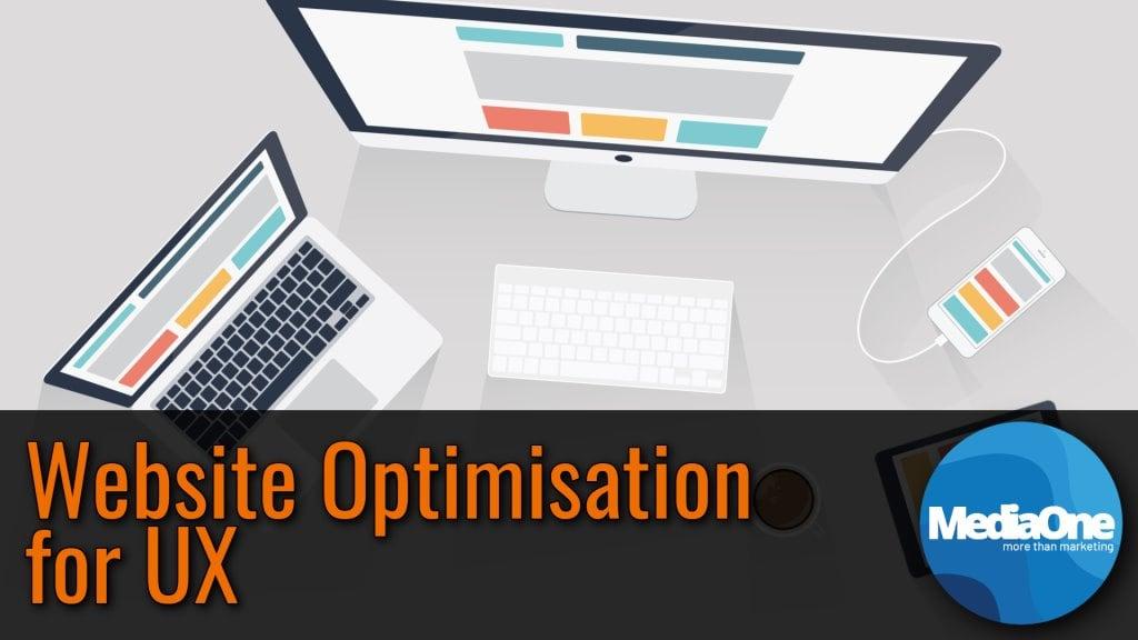 Website Optimisation for UX