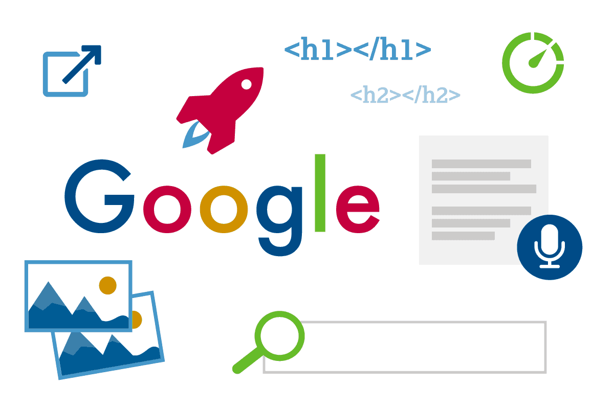 drop in site ranking on Google