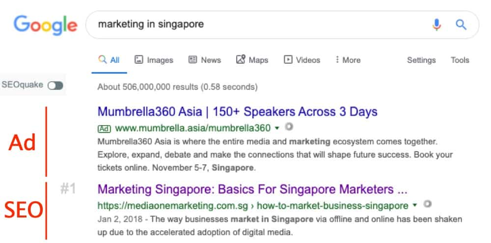 what seo can do for you in singapore