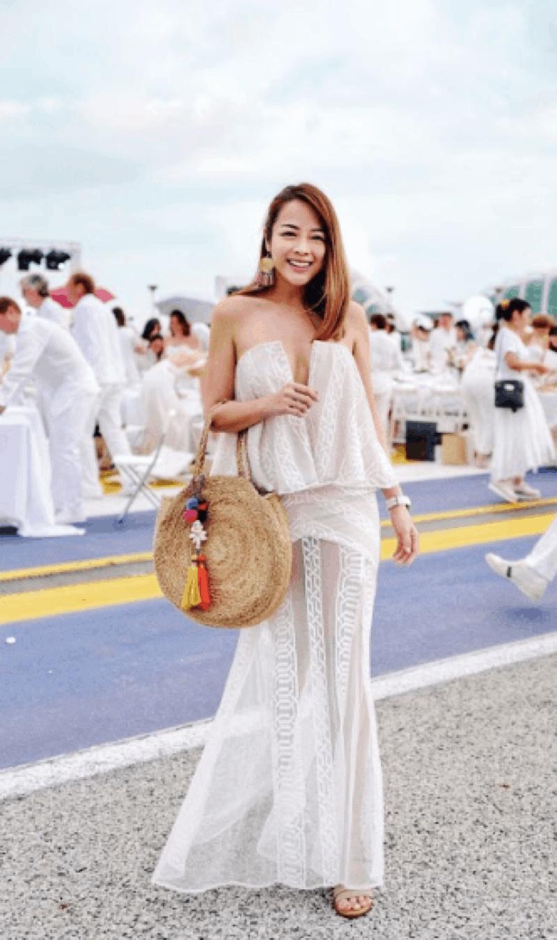 Yina Goh travel lifestyle influencer Singapore