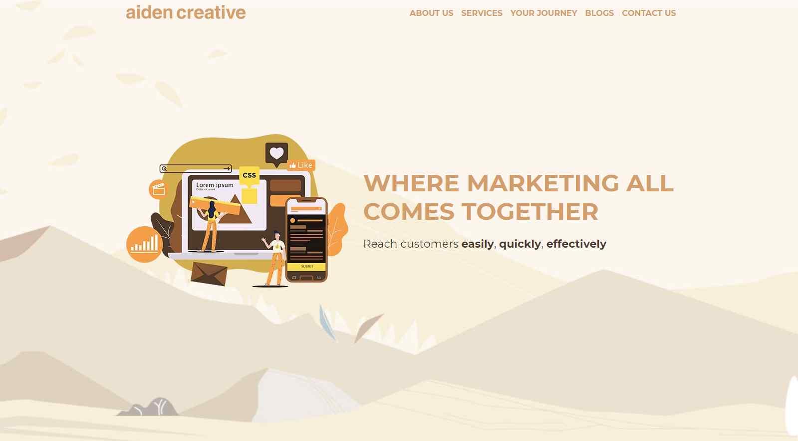aiden creative 15 Top Facebook Marketing Agencies in Singapore