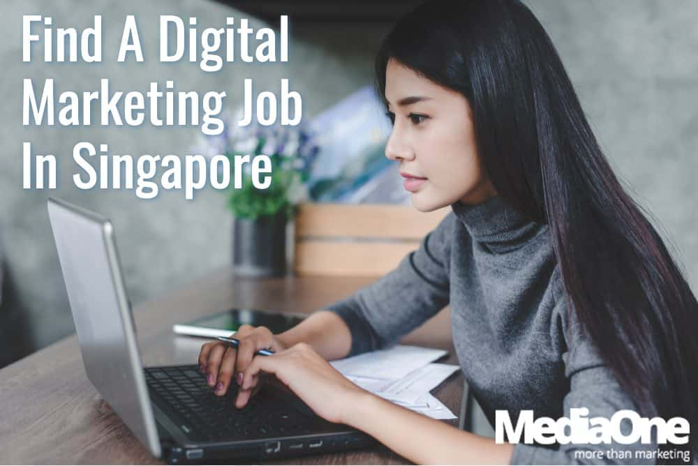 how to find a digital marketing job in singapore