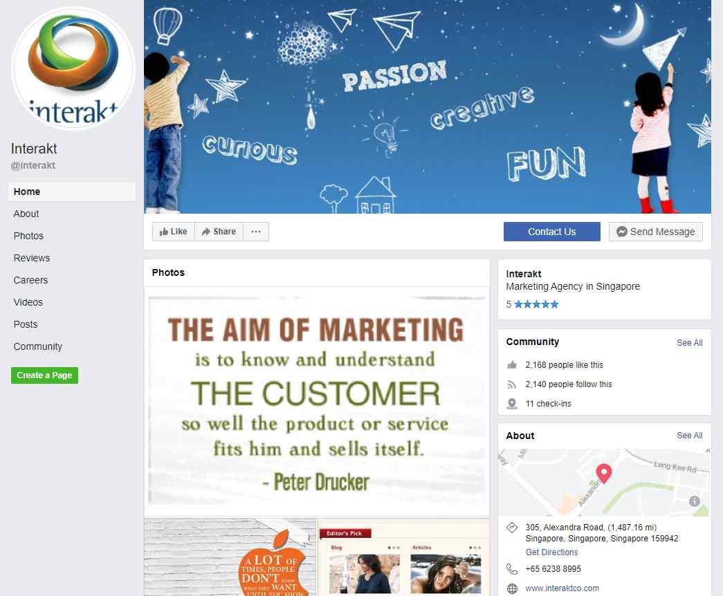 interakt 15 Top Facebook Marketing Agencies in Singapore