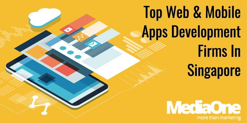 top web and mobile apps development firms singapore