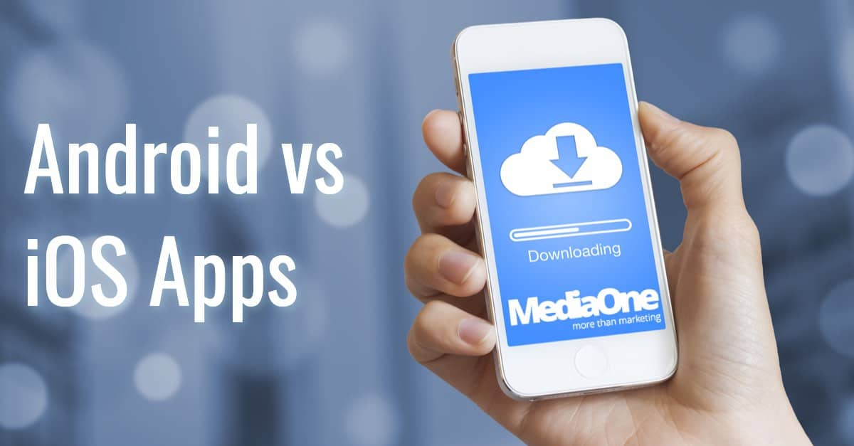 whats the cost difference between andriod and ios apps