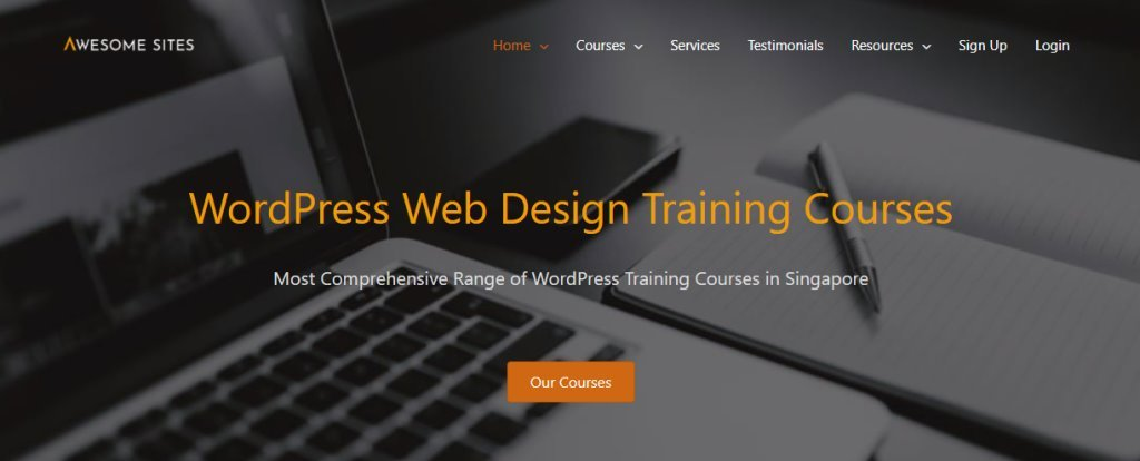 Awesome Sites The Complete Guide To WordPress Website Design In Singapore