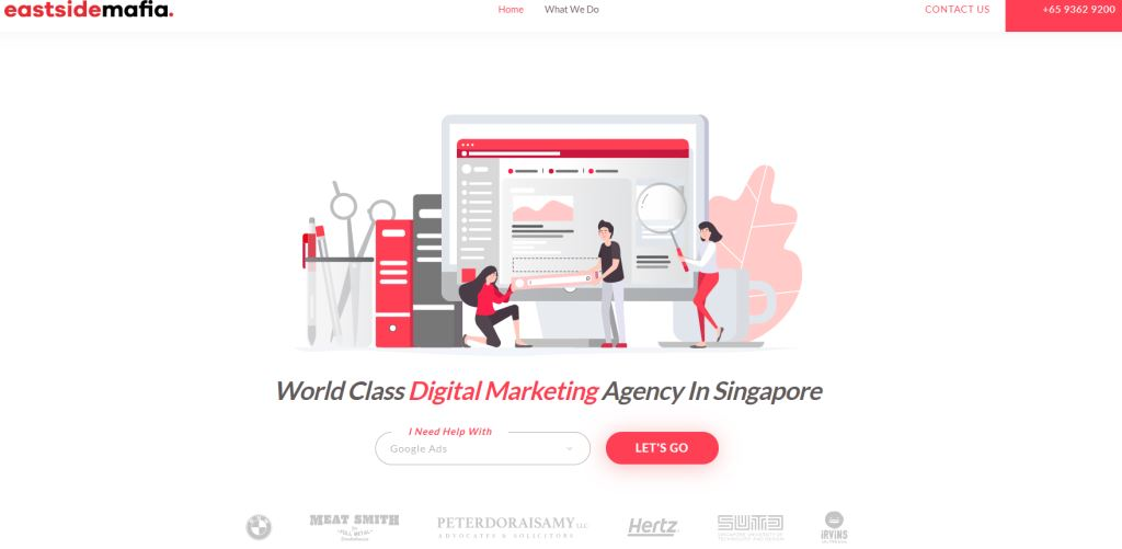 Eastside Mafia How to Conduct Internet Marketing in Singapore