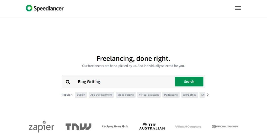 SpeedLancer 33 Websites to Hire a Freelance Designer
