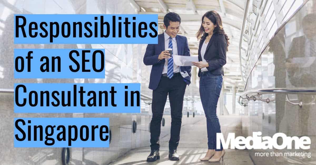 SEO consultant in Singapore