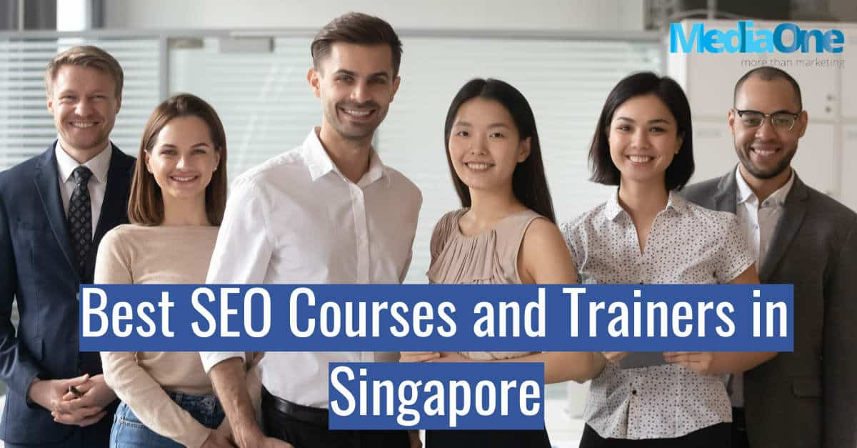 best SEO courses in Singapore