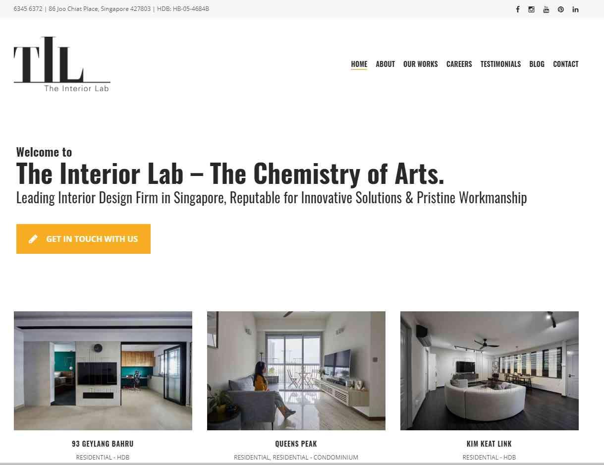 the interior lab Top Interior Design Firms In Singapore