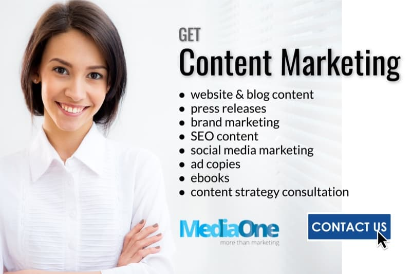 get content marketing quotation
