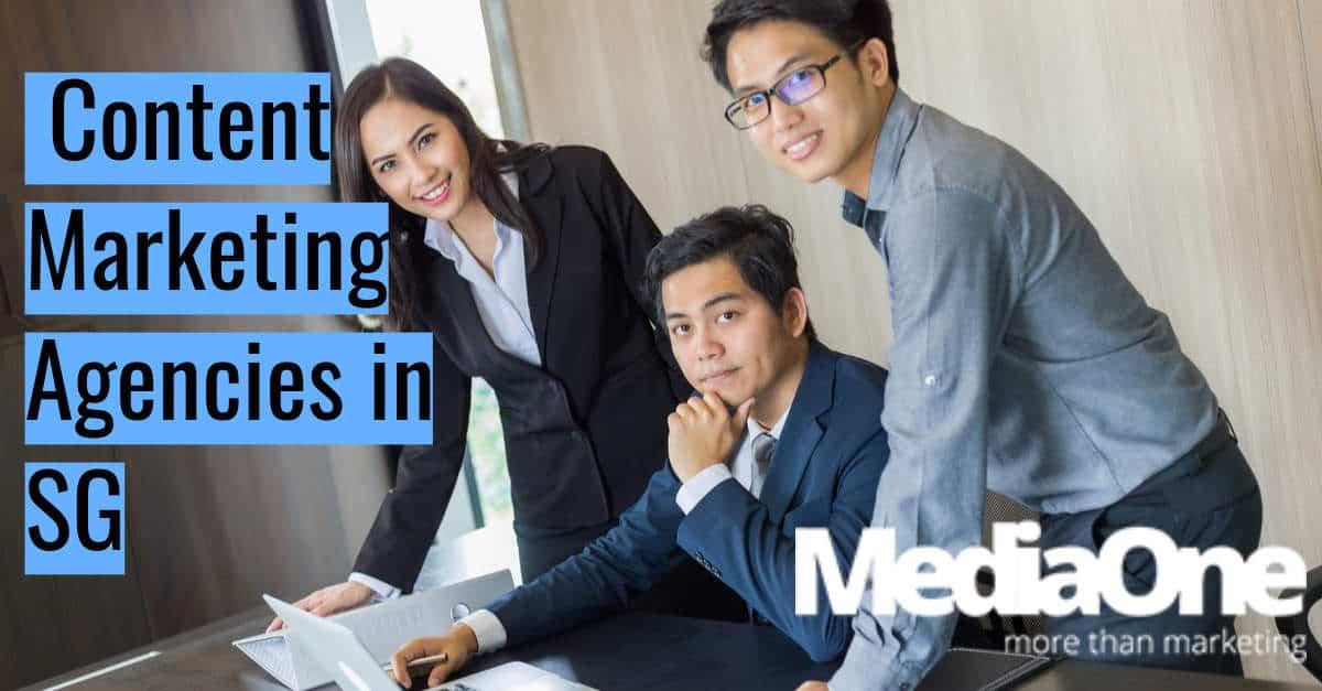 content marketing agencies Singapore
