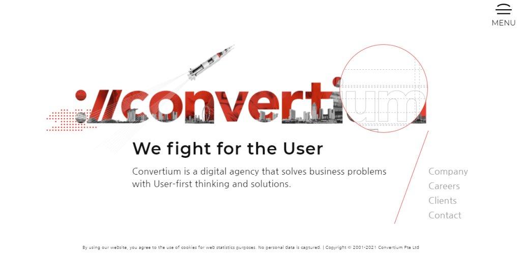Convertium Top Ad & Creative Agencies In Singapore