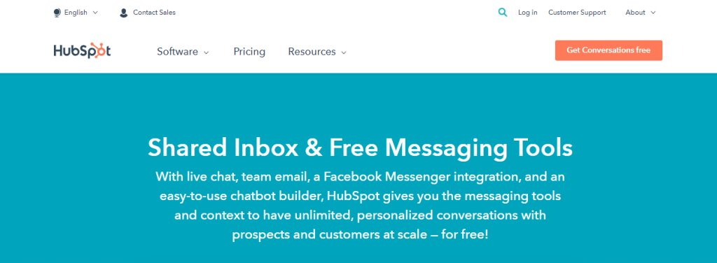 HUbspot Best CRM Tools for Singapore Businesses