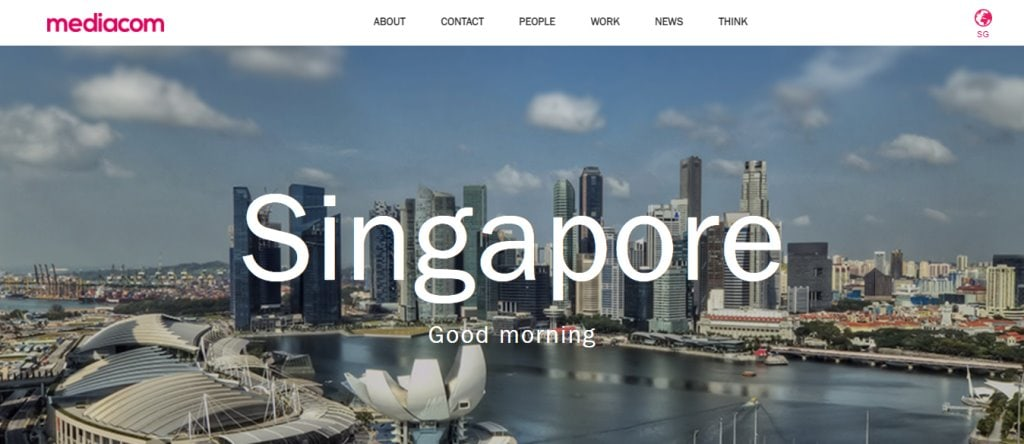 Mediacom Top Ad & Creative Agencies In Singapore