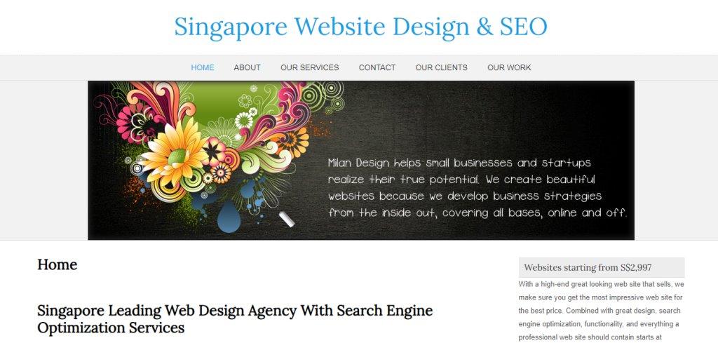 Milan Design Top Ad & Creative Agencies In Singapore