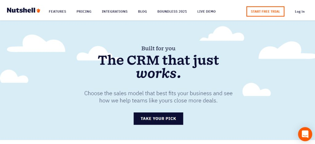 Nutshell Best CRM Tools for Singapore Businesses
