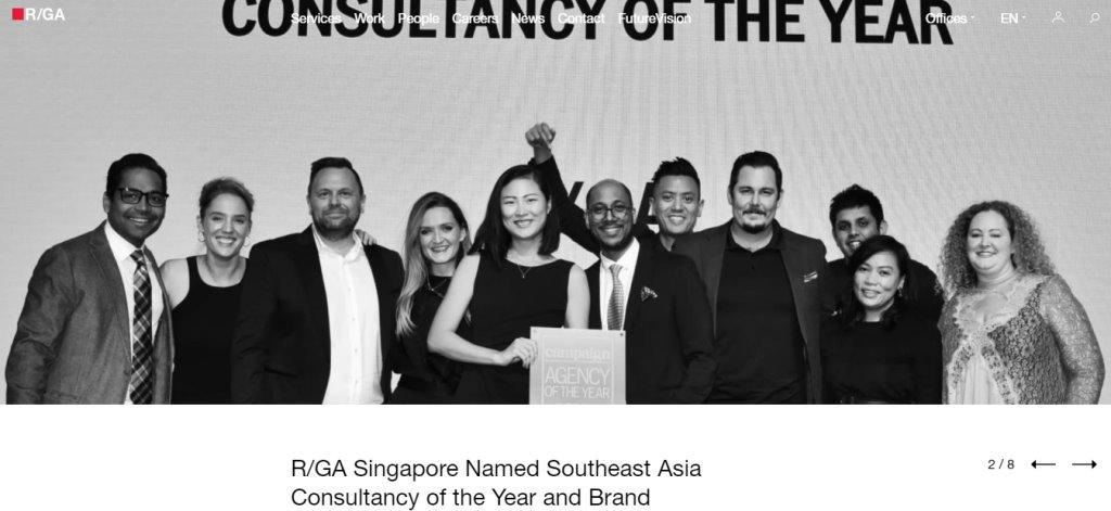 RGA Top Ad & Creative Agencies In Singapore
