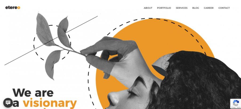 Etreo Custom Web Design Services