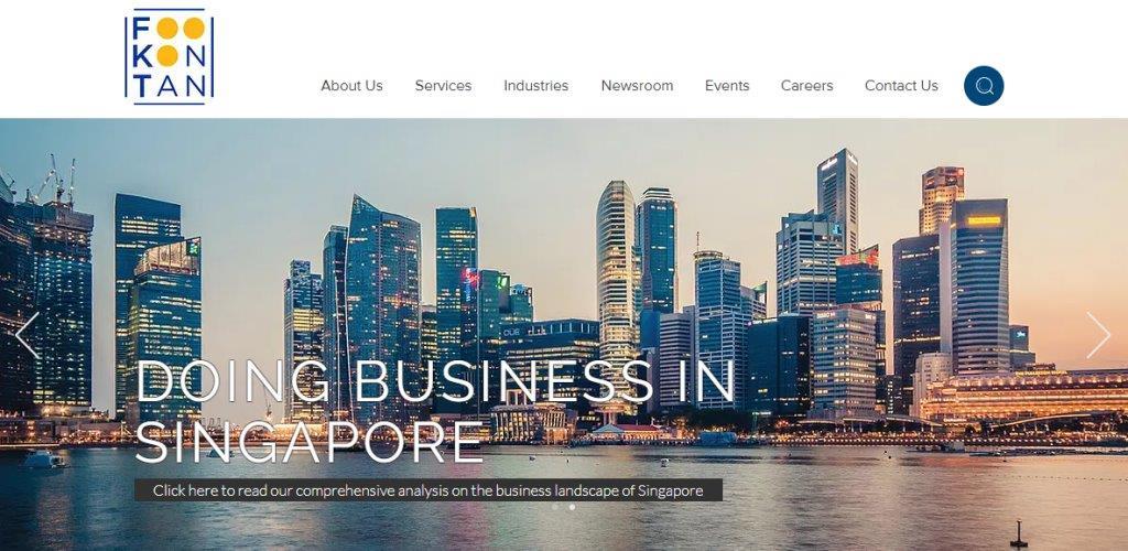 Foo Kon Tan Top Consultants In Singapore