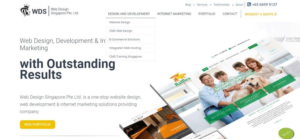 WDS Custom Web Design Services