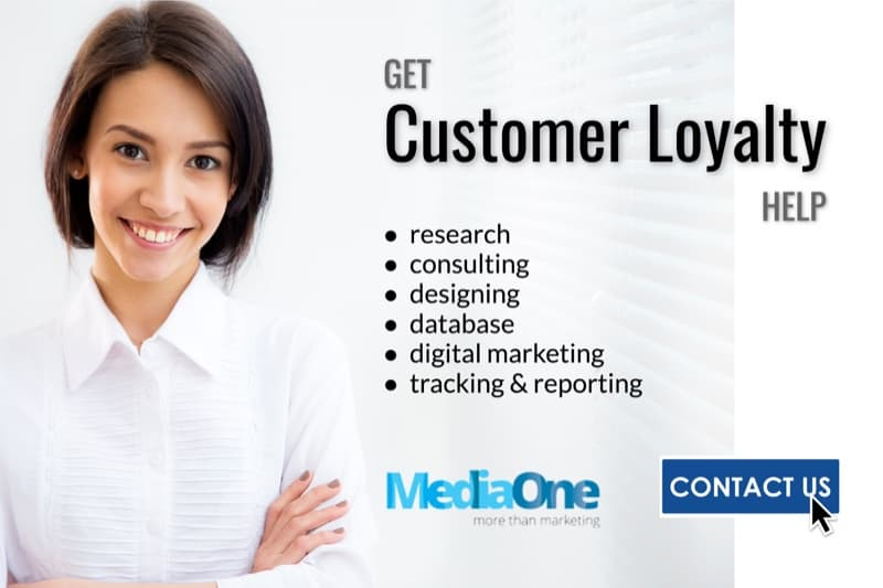 get help in conducting customer loyalty programmes in singapore