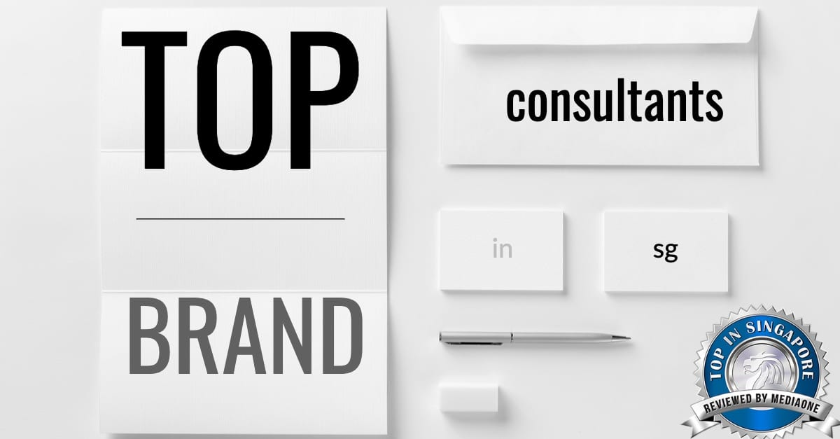 list of top brand and design consultants in singapore