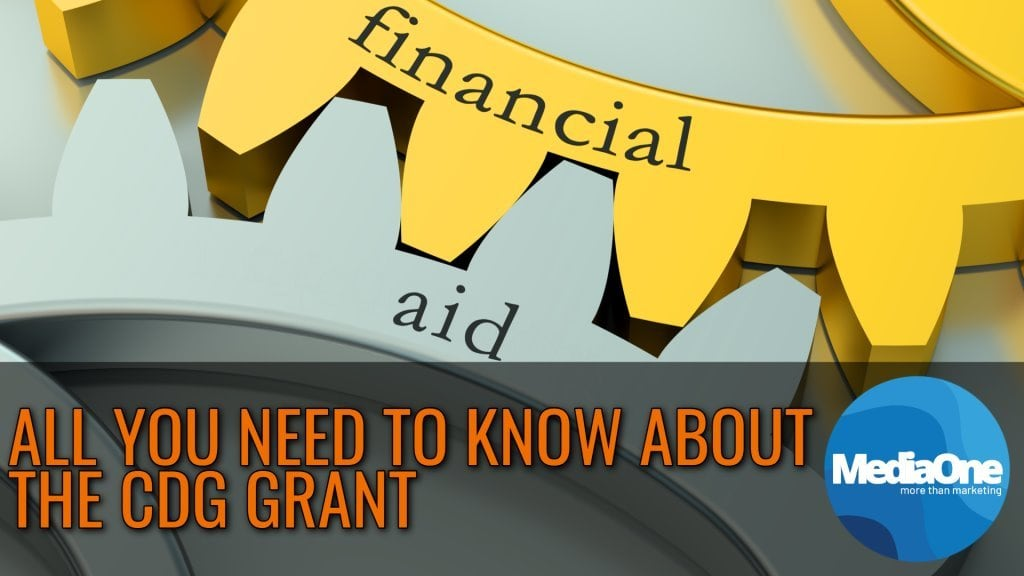 All You Need to Know About the CDG Grant