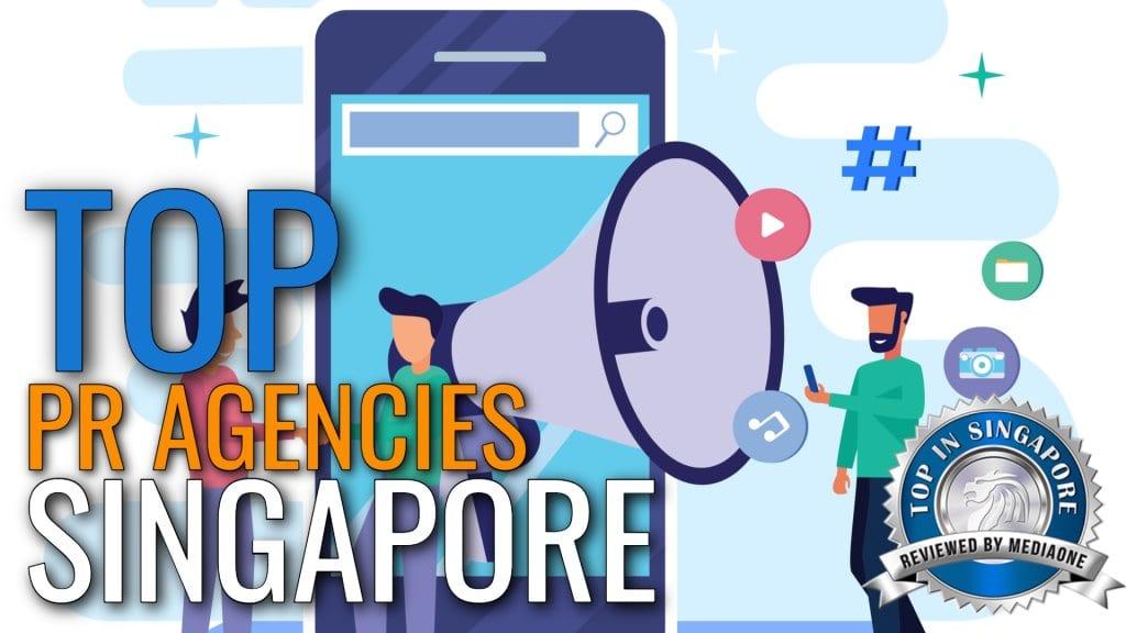 The Top PR Agencies In Singapore