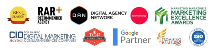 some seo accreditations