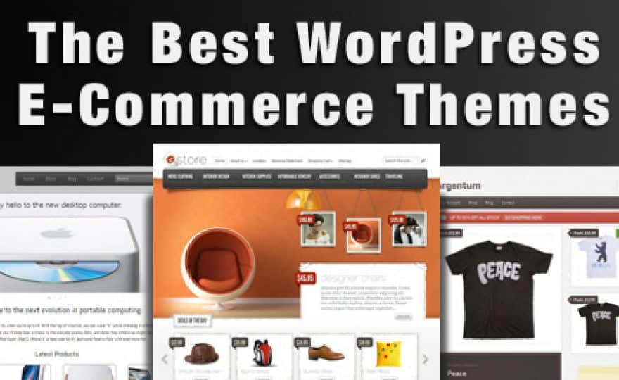best e-commerce WordPress themes