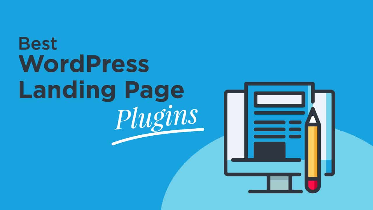 best landing page WordPress plugins