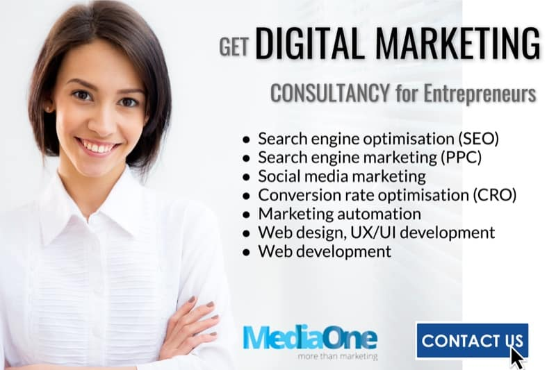 digital marketing help for entrepreneurs in singapore