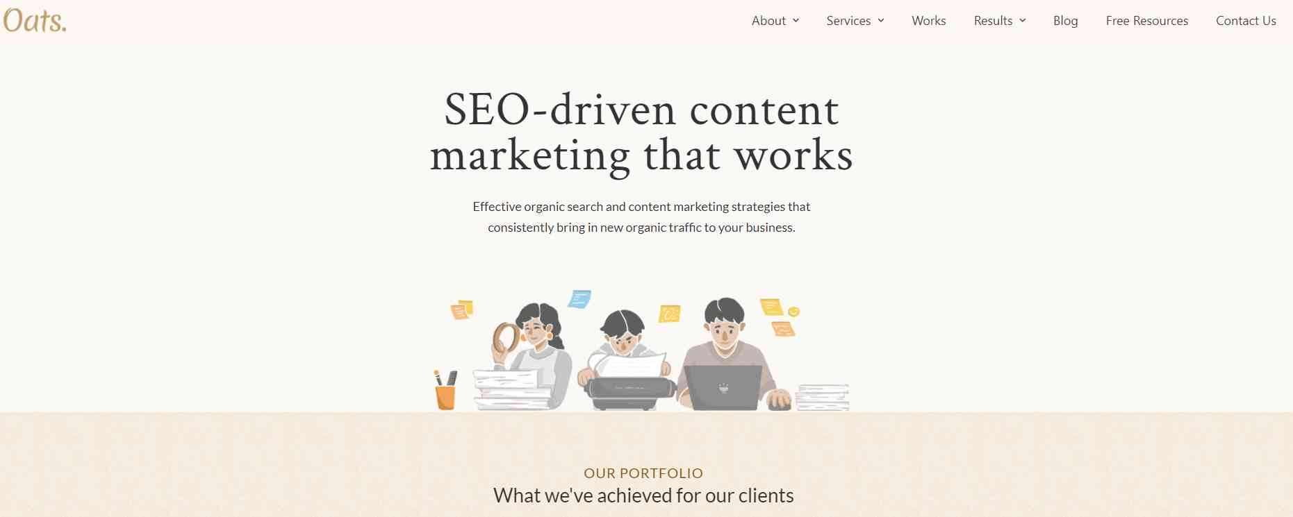oats Your Ultimate Copywriting Guide In Singapore