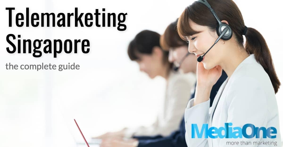 telemarketing singapore
