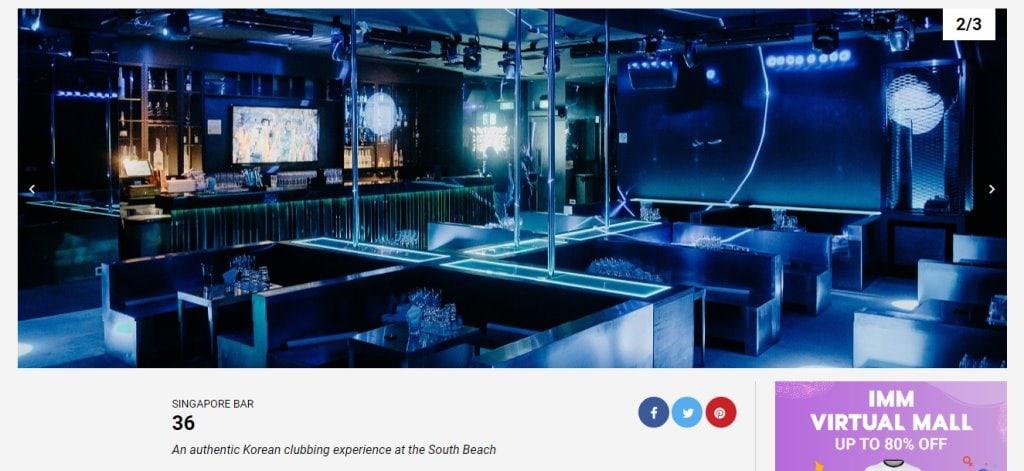 36 Top Nightclubs In Singapore