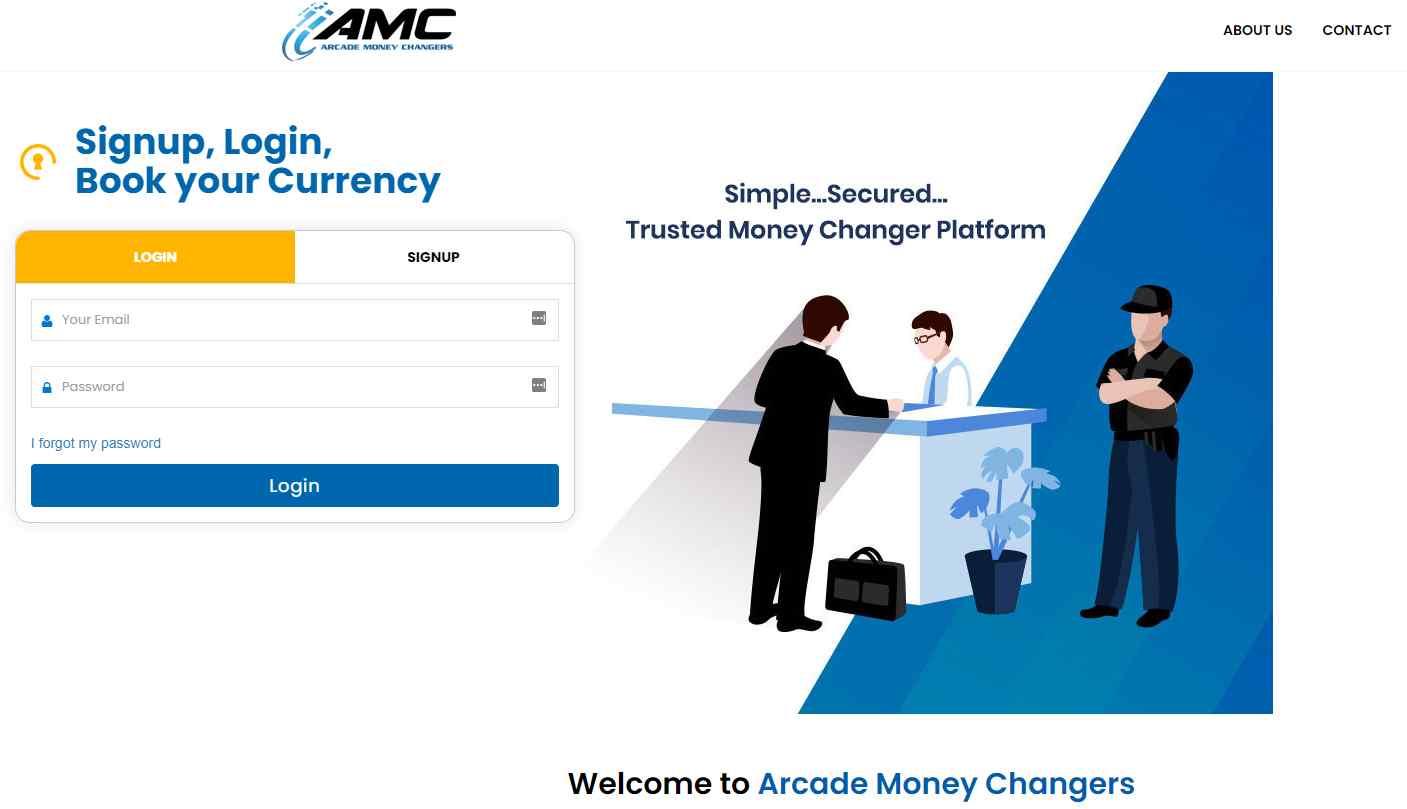 AMC Top Money Changers In Singapore