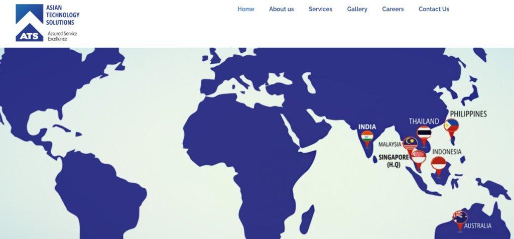 ATS Top BPO Companies in Singapore