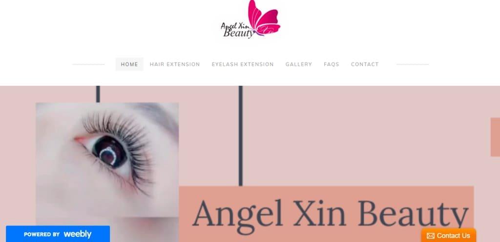 Angel Xin Top Eyelash Extension In Singapore
