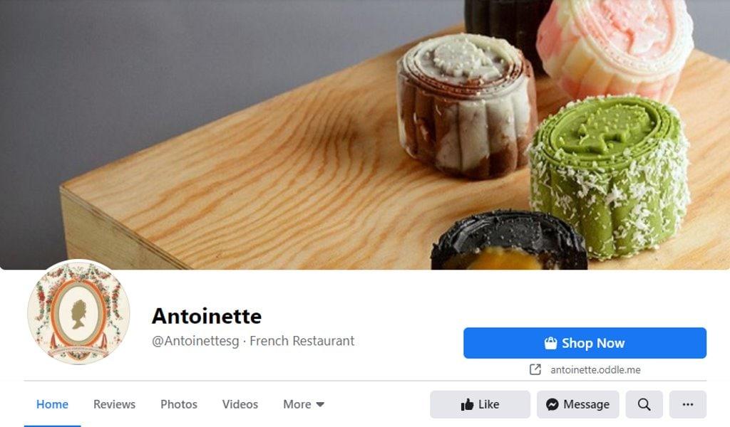 Antoinette Top Bakeries In Singapore