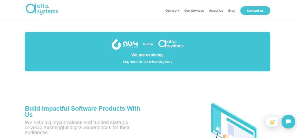 Atta Top App Developers in Singapore
