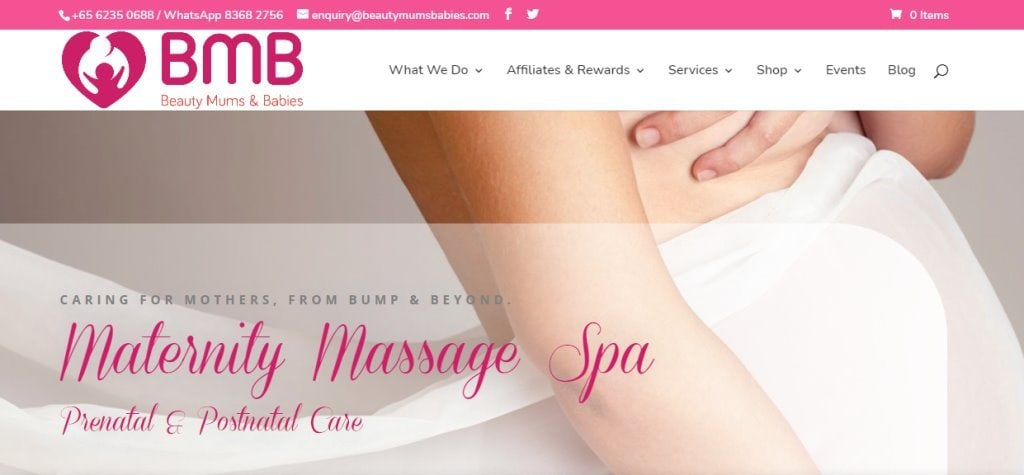 BMB Top Post Natal Massages In Singapore