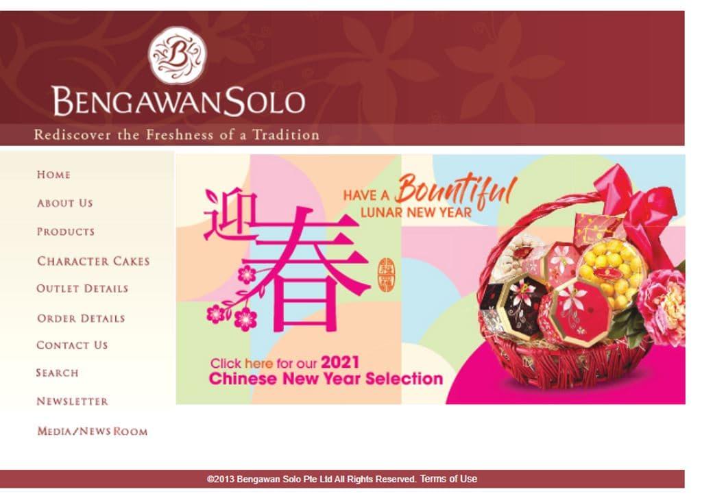 Bengawan Solo Top Bakeries In Singapore