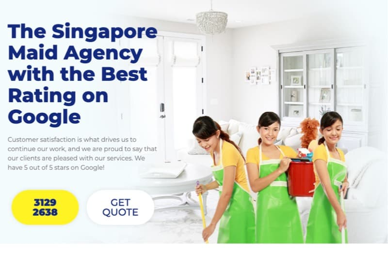 Best Maid Agency digital marketing