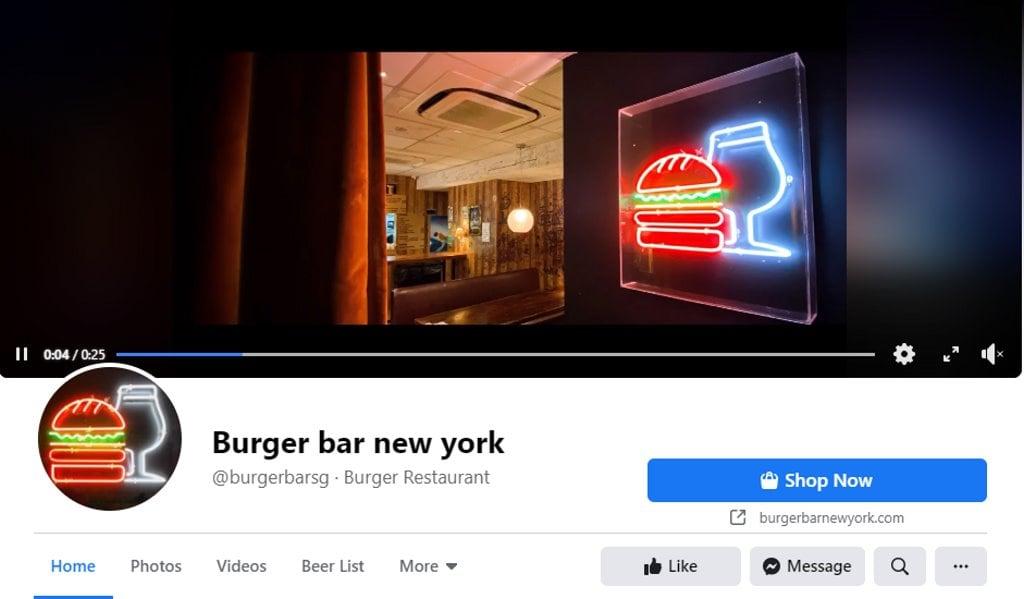 Burger Bar Top Burgers In Singapore
