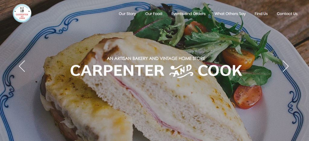 Carpenter and Cook Top Bakeries In Singapore