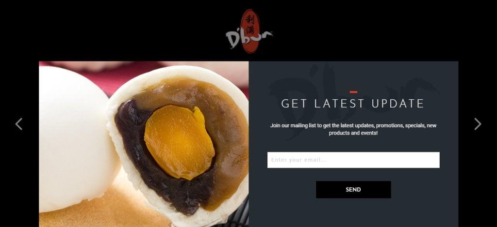 D'bun Top Bakeries In Singapore