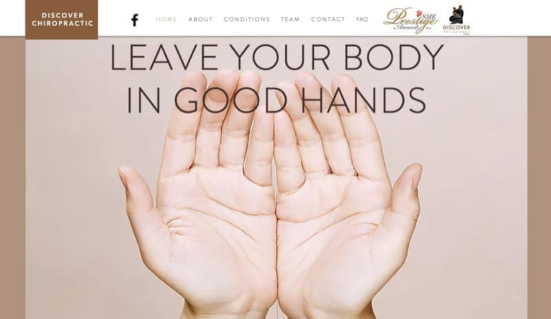 Discover Chiropractic digital marketing